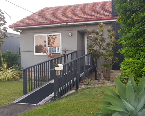 Albany Cottage, Coffs Harbour